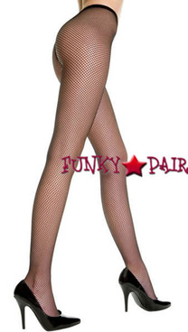 ML-9000Q, Fishnet Pantyhose