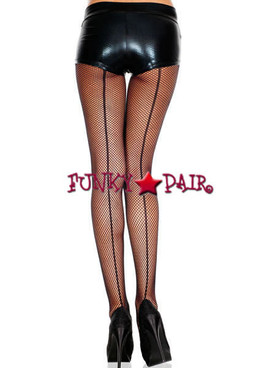 ML-920Q, Backseam Fishnet Pantyhose
