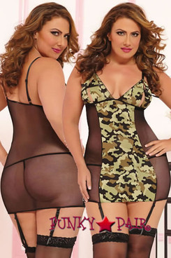 STM-9875X, Commander in Chic Chemise