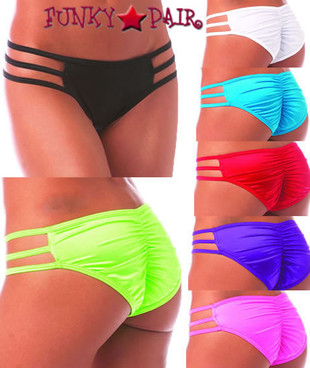 1183SL, Stripe Side Panty