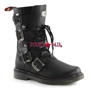 Demonia | Men Defiant-306, Men Combat Boots