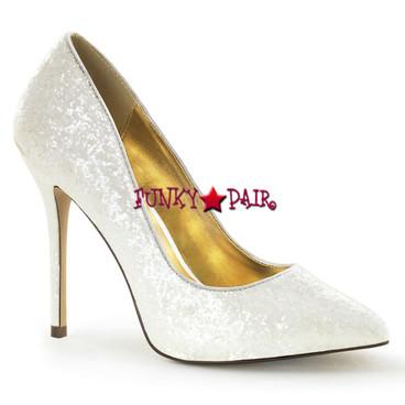 "Fabulicious | Amuse-20G, 5"" Heel Glamourest Pump"