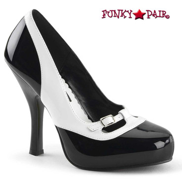 Pin-Up Couture | Cutiepie-13, Spectator Maryjane Pump