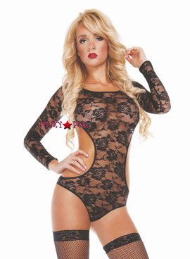 SL2814, Lace Bodysuit