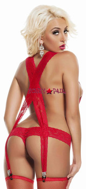 SL4652, Real Love Suspenders Back