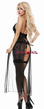 SL4723, Seductive Goddess Black