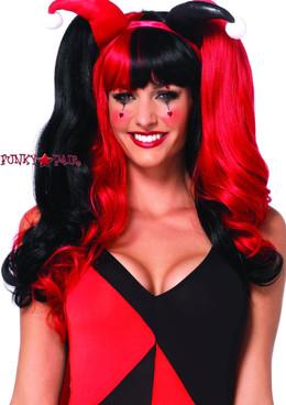 A2711, Harlequin Wig