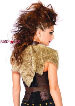 LA-2704, Fur Harness Back
