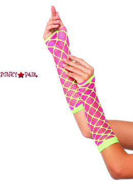 LA-2716, Duel Net Arm Warmer