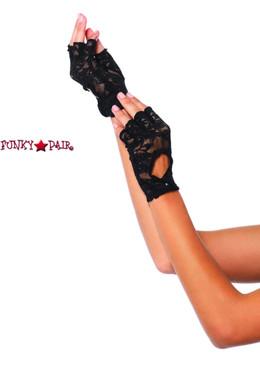LA-2724, Lace keyhole Glove