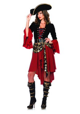LA-85214, Cruel Seas Captain Costume