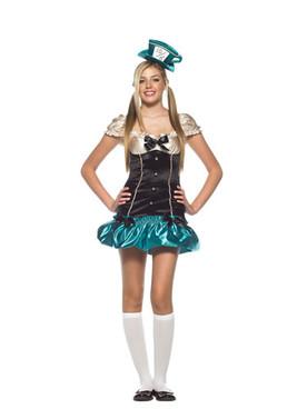 LA-J48002, Teen Tea Party Hostess Costume