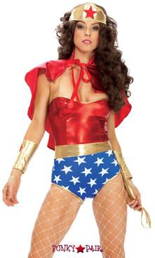 FP--551307, Super Seductress - Adult Superhero Costume