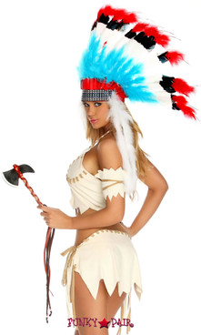 sexy indian native costumes FP--553438, Tribal Tease Indian Costume