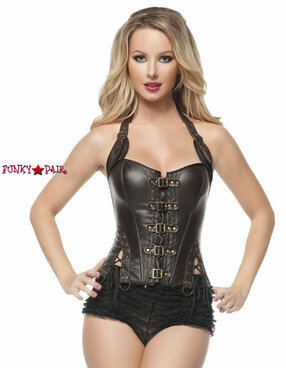 C1232, Steampunk Corset  Made by Mysery House