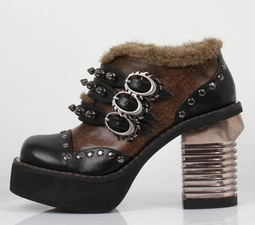 DAVORIN SteamPunk Shoes