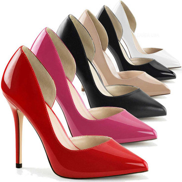 Pleaser Pumps Amuse-22, D'Orsay Pump