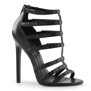 Sexy-15, 5 Inch, Stiletto Heel, Strappy T-Strap Sandal