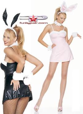 Sexy bunny costume (83007)