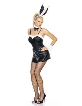 LA-83007, Sexy bunny Costume Costume