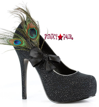 5 Inch Peacock Pump (519-Iridescence)