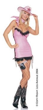 Pink Cowgirl costume (8876)