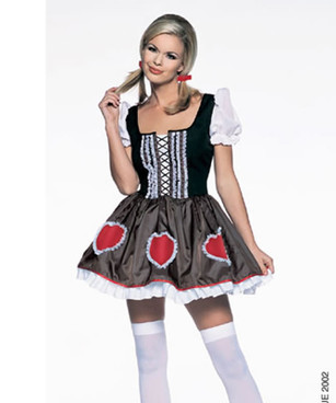 Heidi Ho Dress costume
