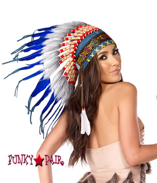 FP-995512, Native Amerivan Headdress