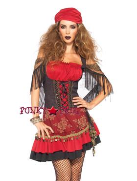 2PC Mystic Vixen Costume