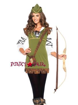 3PC Classic Robin Hood Costume