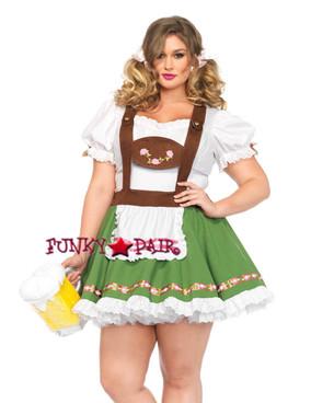 LA85394X, Oktoberfest Sweetie Girl Costume