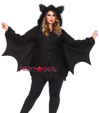 LA85311X, Cozy Bat Costume