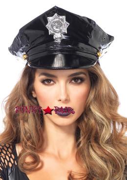 LA3761, Vinyl Police Hat