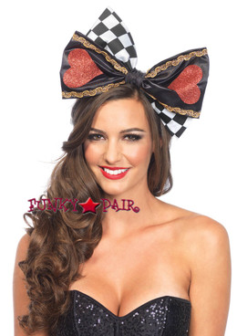 LAA2749, Wonderland Oversized Bow