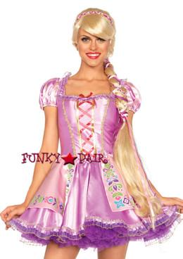 LAA2674, Rapunzel Wig