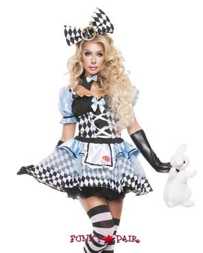 Glam Alice Costume (S5022)