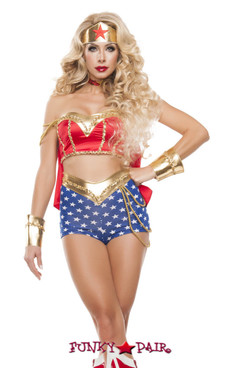 Star Power Super Hero Costume (S5165)