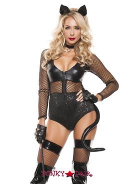 Midnight Cat Costume (S5146)