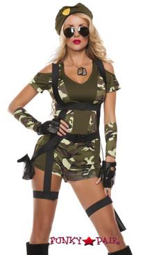 Green BeretGreen Beret Costume (S5143) Costume