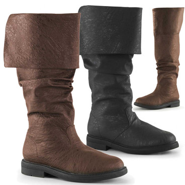 Funtasma | Men's Robinhood-100 Cosplay Knee High Boot