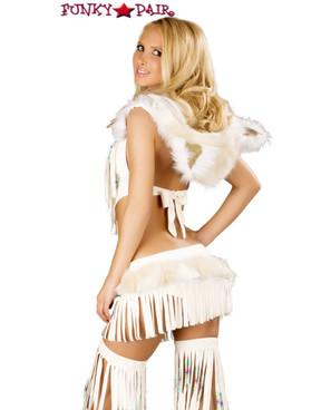 White Indian Costume (CS220)