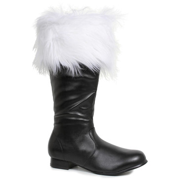 Santa 121-NICK, Men's Costume Boot with Fur | 1031 Costume Shoes