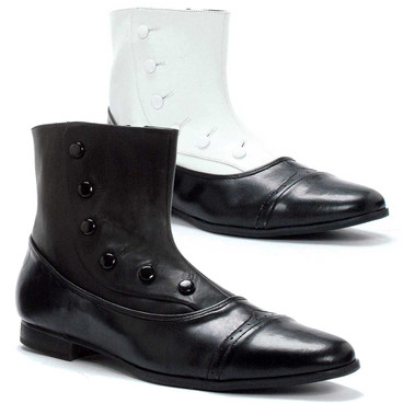 121-EARL, Men Spat Costume Shoes | 1031