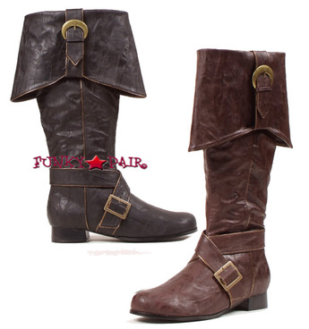 121-Jack, Men's Pirate Boots,COSTUME BOOTS