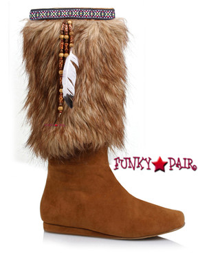 1031 Costume Boots 103-JASMIN, \Women's Indian Cosplay Boots