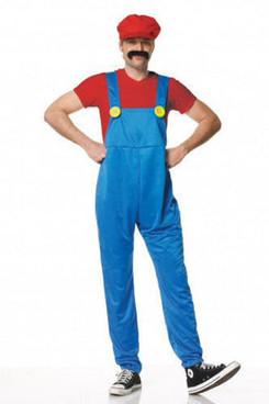 Handy man costume (83120)