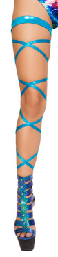 R-3322, Shimmer Garter Leg Strap