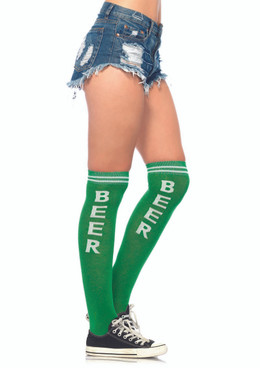LA5610, Beer Time Athletic Socks