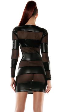 SL5018, Strapped Down Dress