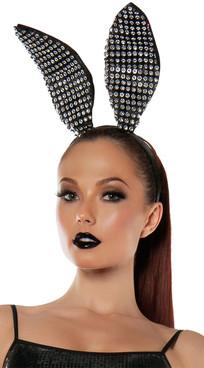 SL5027, Sparkle Bunny Ears